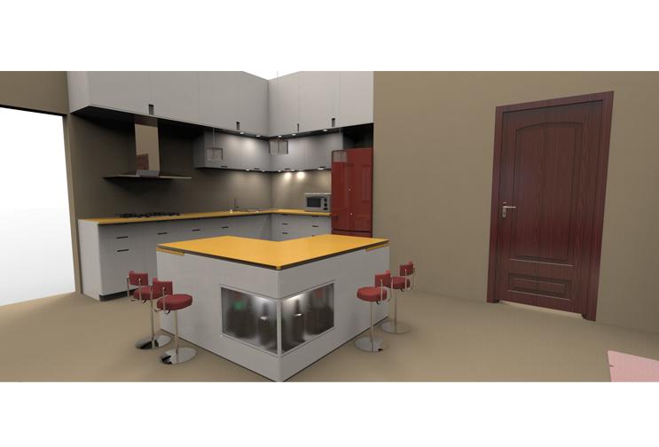 Kitchenext Design Challenge Award 2014